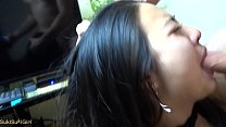 b. blowjob orgasm from chinese wife for @andreg...