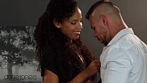 Dane Jones Black euro babe Romy Indy passionate...