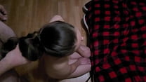 teen wants me to jizz on her hair