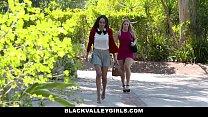 Black Valley Girls - Sexy Ebony Chick (Julie Ka...