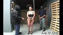 Legal age teenager gets spanked hard