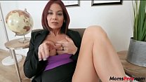 Watch Mom makes son a complete man preview