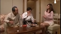 in law fuck shy Jap wife when husband is not here