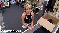 XXXPAWN - This Desperate Chick Tried To Sell He...