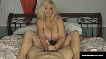 Handjob Milf Maiden Charlee Chase gives your co...