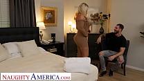 Naughty America - Alura Jenson is more than hap...