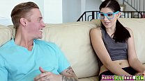 Watch Miranda Miller fucked in her virgin ass with Richies cock preview
