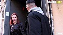 AMATEUR EURO - Redhead Latina Silvia Rubi Have ...