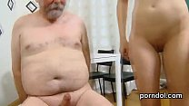 Natural college girl was seduced and reamed by ...