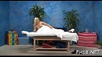 Massaging porn Thumbnail