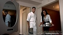 Special Room Service With Naomi Woods