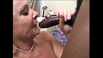 Busty mature blonde sluts masturbates with big ...