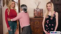 Mrs Doubtfucker is hired and meets the teen of ...