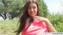 Watch Super_hot_and_cute_Russian_babe_Ally_gets_picked_up_by_stranger_and_fucked_for_c preview