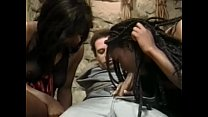 Two black women Chelsea Grant and Jamaica can n...