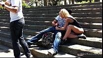 Making Sexo en Pleno Parque de julio Rocco (det...