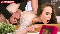 LETSDOEIT - Angel Rush Bangs With The Best Frie...
