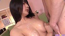 Hot japan girl Megumi Haruka in beautiful sex s...