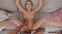 French milf anal stockings Cherie Deville frien...