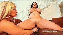Super Hot Miami Threesome - Angelina Castro Aus...