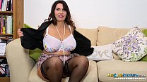 Compilation of mature solo and toying footage