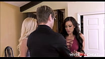 Hot Sexy Unhappy Wife Lyra Law Wants To Spice T...