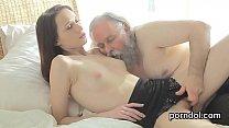 Erotic schoolgirl gets teased and plowed by her...