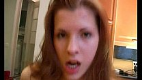 Russian Teen Girl Wet And Horny No3