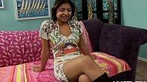 Beautiful Sexy Indian girl gets hard fuck