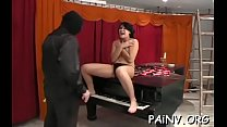 Wicked teen gets punished