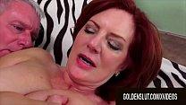 GoldenSlut - Mature Redhead Babes Comp 1