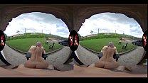 Outdoor Big Tit Fun 5K VR