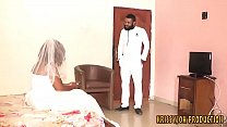 Dope horny bride on honeymoon Thumbnail