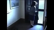 Horny Asian Japanese Cougar Fucking Young Man -...