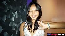 Big ass amateur Thai teen gives a massage with ...