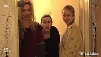 DIRTY SARAH - Perverse Visit Of Young Russian B...