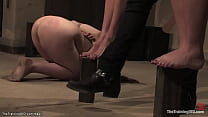 Several different slaves Bella Rossi and Cherry...