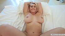 Horny mom takes stepsons cock from behind takin...