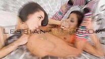 LesbianCums.com   Karla Krush Perverted by Lesb...