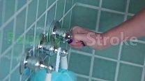 Smart Son Seduced MOM in Bath Room