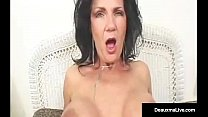 Busty Milf Deauxma behaves very Naughty & Takes...