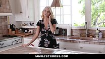 Horny Milf (AaliyahLove) Loves to Fucked Stepso...