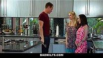 Bad MILFS - Hot MILF (Sarah Vandella) Teaches D...