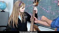 Innocent High - Sweet Teen (DollyLeigh) Blows T...