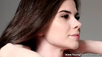 Young Courtesans - This teeny has a true passio...