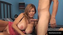 Dirty Talking Cougar, Charlee Chase, engulfs a ...