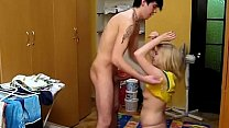 Casual Teen Sex - She was looking for a new mat...