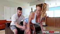 Gym MILF Pussy Needs Pounding