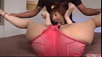 Hot japan girl Tiara Ayase in group sex video