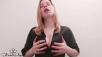 Blonde Sensual Play with Big Tits - Hot Amateur...